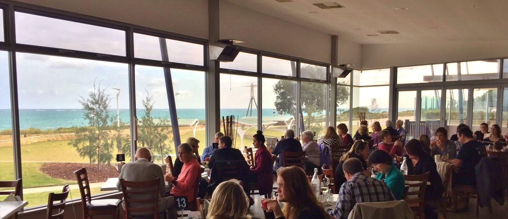 Portofinos Restaurant Cafe Function Venue Perth